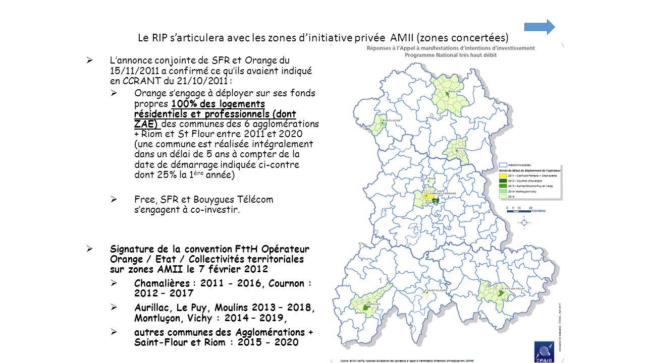 28 Lannonce conjointe de SFR et Orange du 15/11/2011 a confirmé ce quils avaient indiqué en CCRANT du 21/10/2011 : Orange sengage à déployer sur ses f