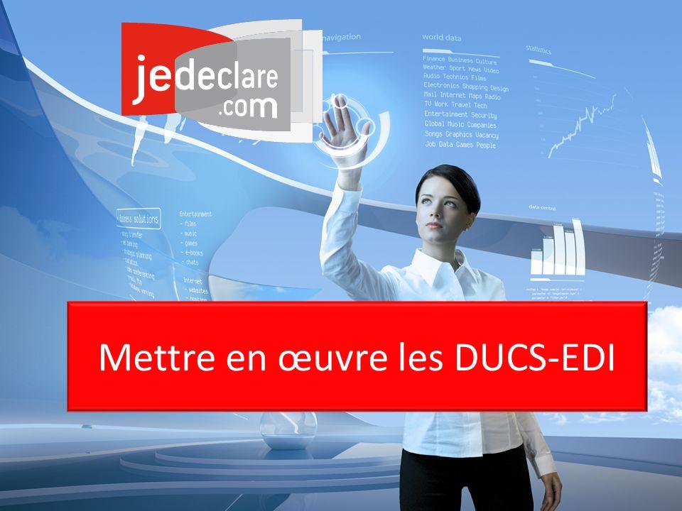 www.jedeclare.com La plateforme de dématérialisation des Experts-Comptables Les principes généraux de jedeclare.com