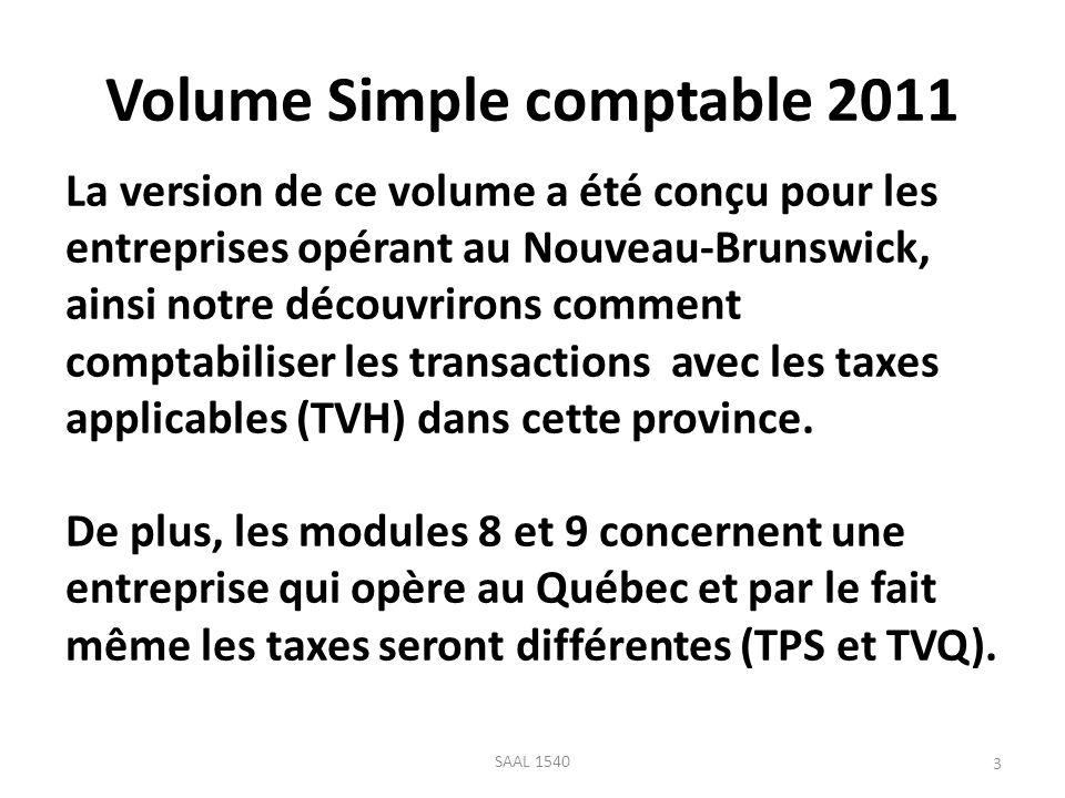 Source des fichiers 2011 Les fichiers de données se trouvent sur le CD # 426 fourni avec le livre de Nicole Benoit Inc.