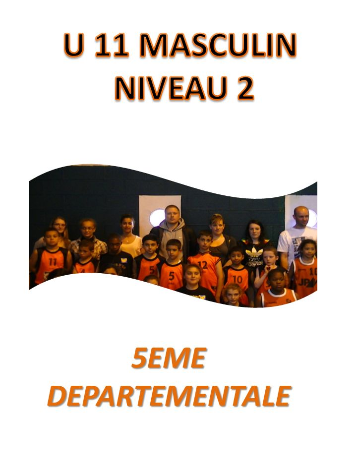 11 EME DU CHAMPIONNAT DEXCELLENCE REGION