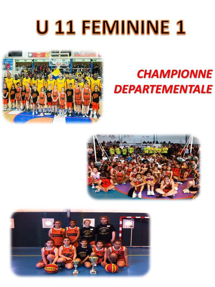 CHAMPIONNE DEPARTEMENTALE