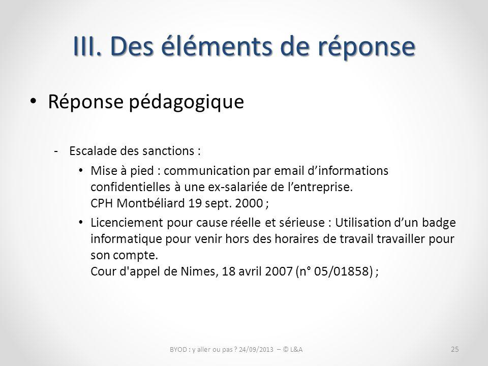 Réponse pédagogique -Escalade des sanctions : Mise à pied : communication par email dinformations confidentielles à une ex-salariée de lentreprise.