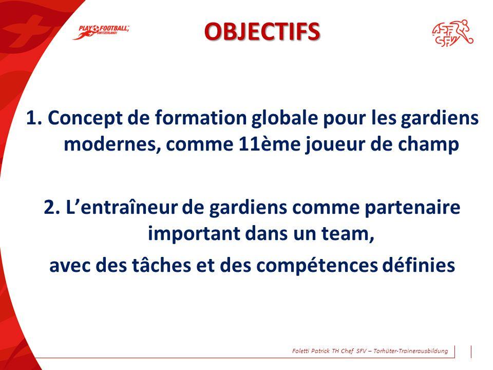 COMMISSION P.FolettiChef des entr. de gardiens ASF Y.