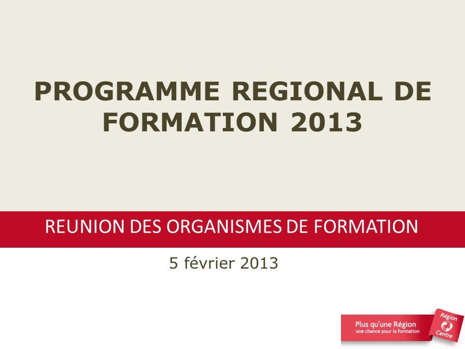 OUVERTURE François BONNEAU, Président de la Région Isabelle GAUDRON, Vice-Présidente déléguée à la formation