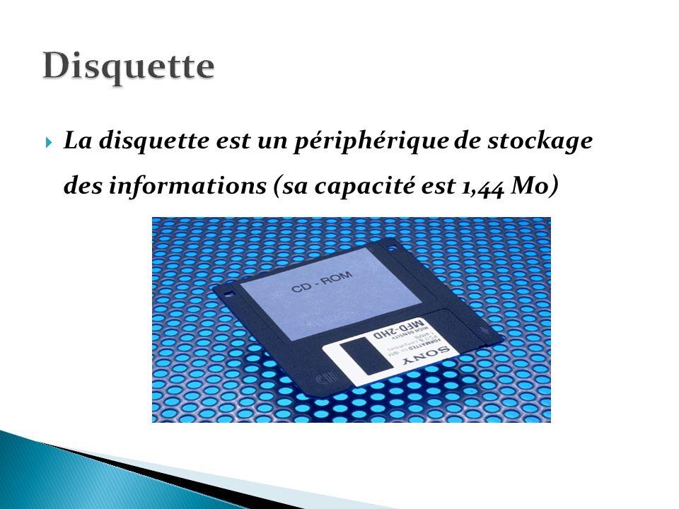 Le scanner est un périphérique dentrée de technologie optique, il permet de numériser les photos et les documents.