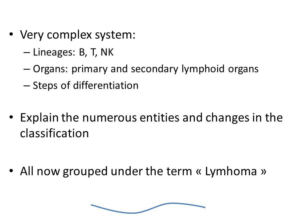 B immature cells CD19+ CD10+ CD20+ µ chain cyt Kappa or Lambda chain s T Immature cells CD3 cyt/s ; TCR ; CD99 CD1, CD4-, CD8- CD1-, CD4+ and CD8+ CD4 + or CD8+ Precursor lymphoid neoplasms