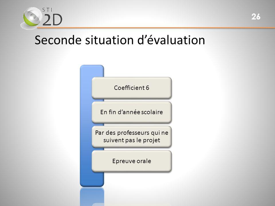Seconde situation dévaluation 26
