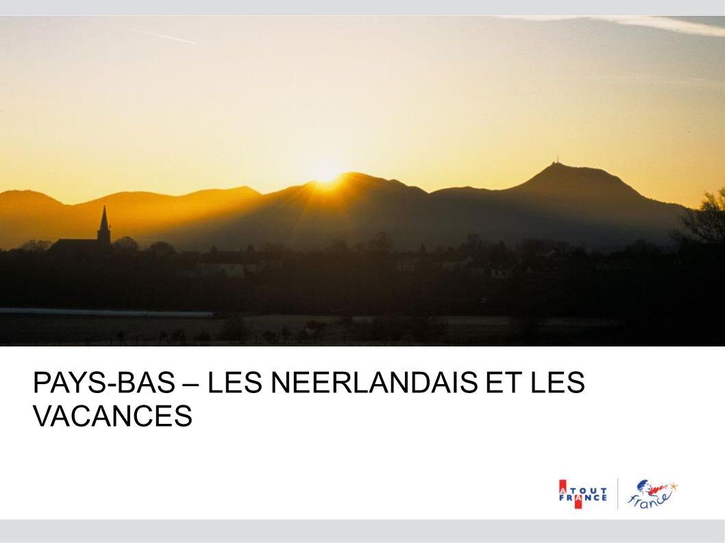 PAYS-BAS – LES NEERLANDAIS ET LES VACANCES
