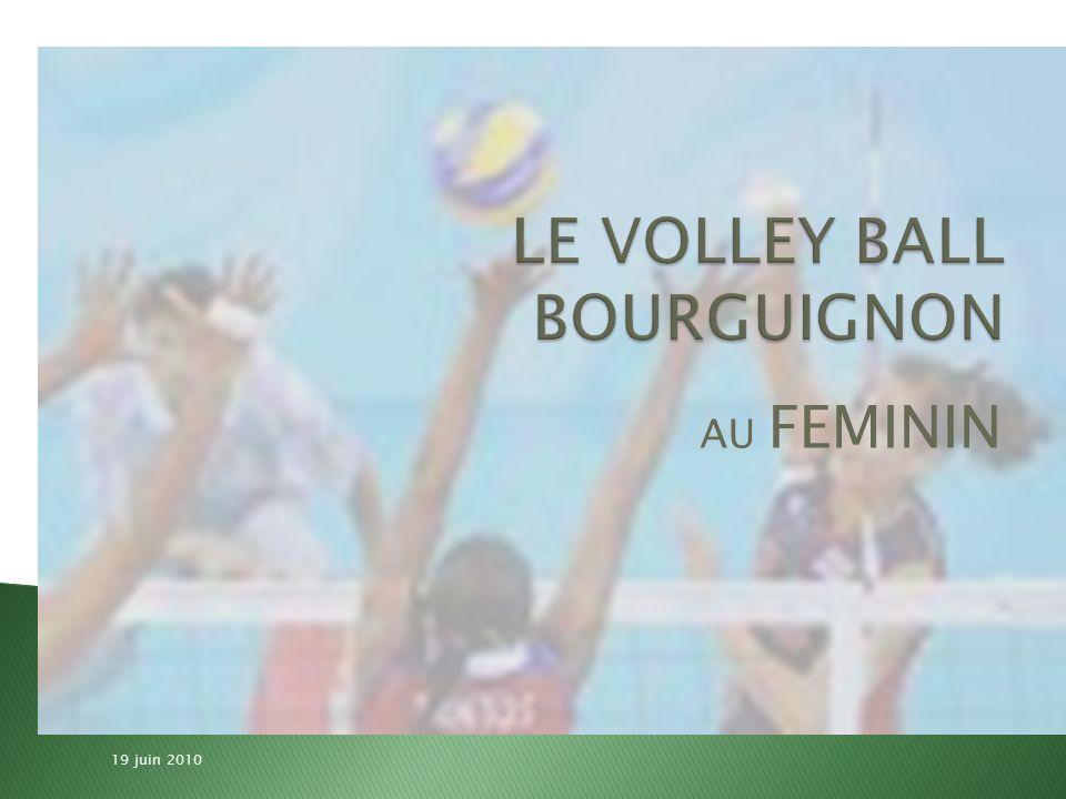 Objet de létude: Rendre compte de la place de la femme dans le volley-ball