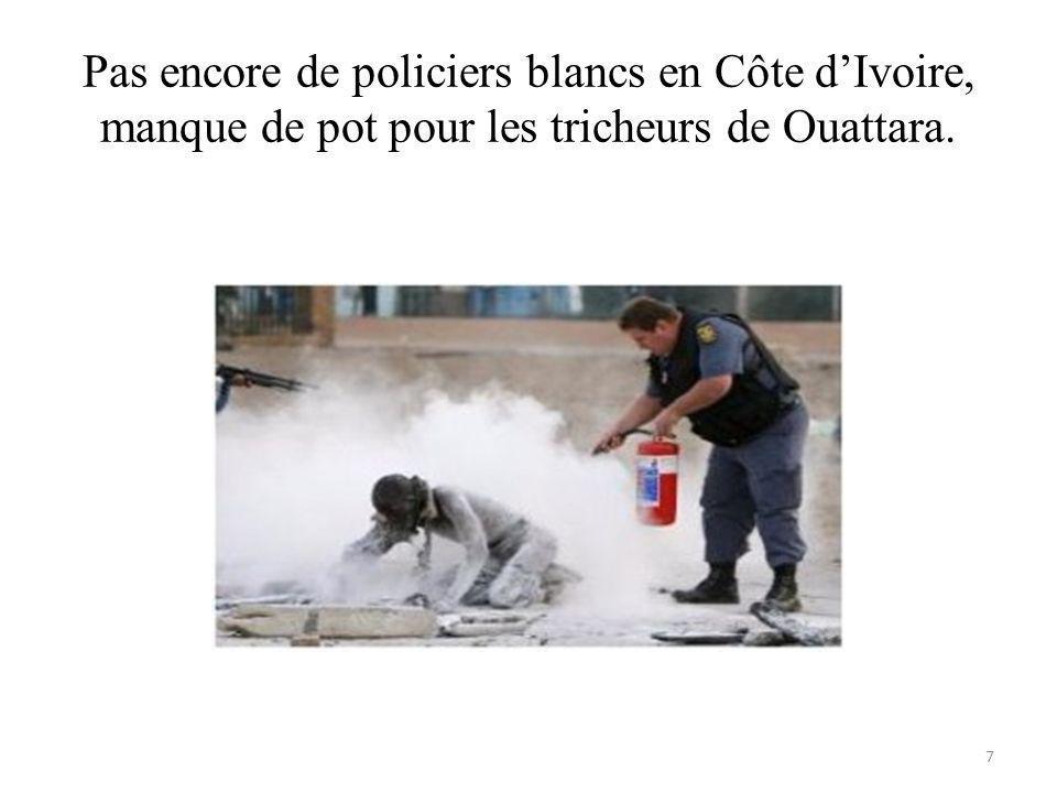 Ouattara, que sont-ils devenus? 28