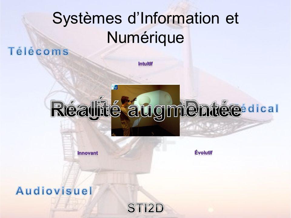 Systèmes dInformation et Numérique