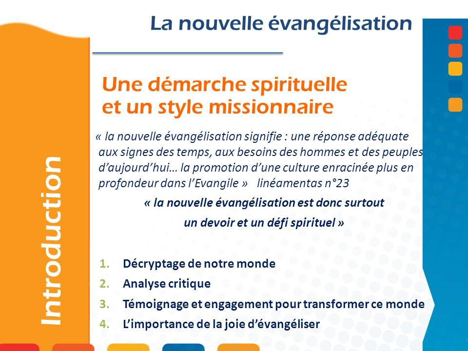 Développer une spiritualité et une ecclésiologie de communion II.