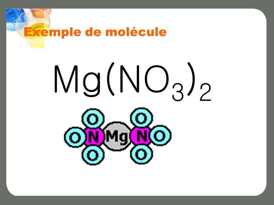 La règle de loctet (révision) Règle chimique simple qui énonce que les atomes tendent à se combiner de façon à avoir huit électrons dans leur couche de valence ce qui leur donne la même structure électronique qu un gaz inerte.
