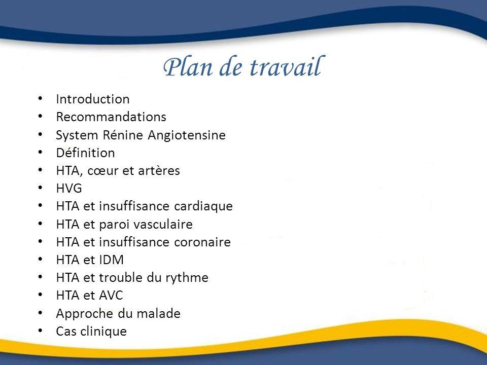 HTA et IDM LHTA est un facteur de risque majeur de la maladie coronaire.