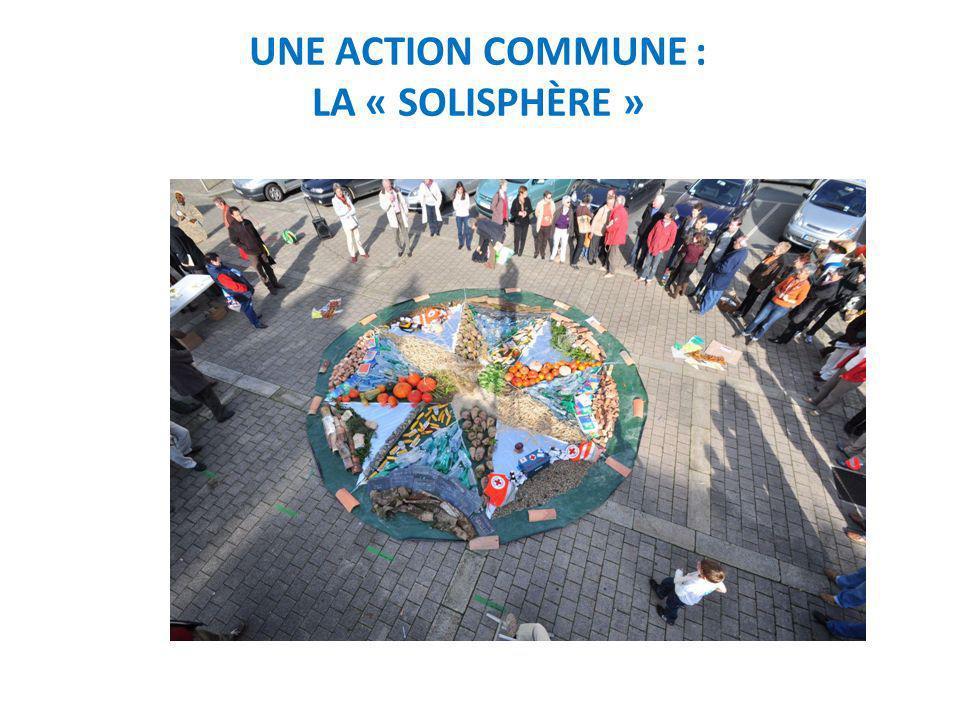 UNE ACTION COMMUNE : LA « SOLISPHÈRE »