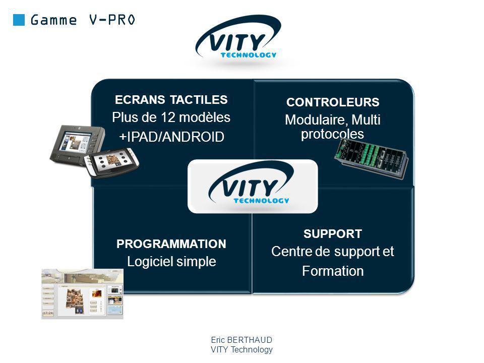 Eric BERTHAUD VITY Technology