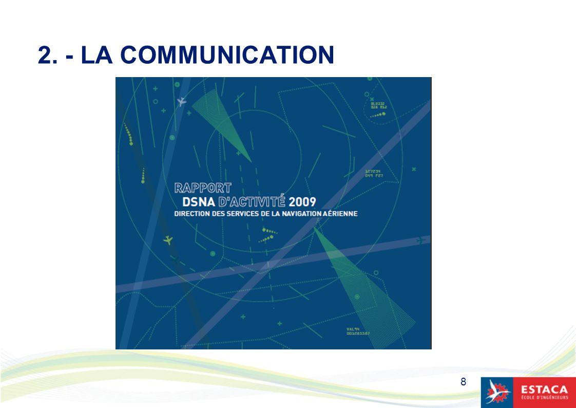 9 LA COMMUNICATION