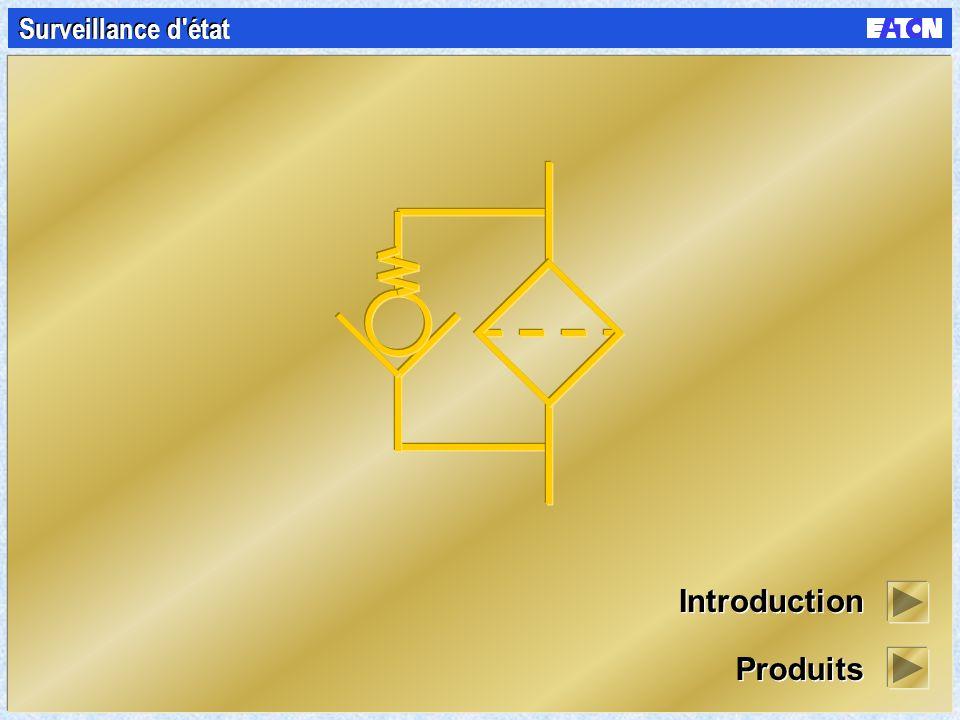 Introduction Produits Surveillance d état