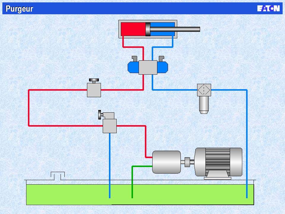 Éléments H 2 O PRO uL'élément utilise un matériau hydrophobe pour séparer l'eau de l'huile hydraulique. uS'utilise pour remplacer provisoirement des é