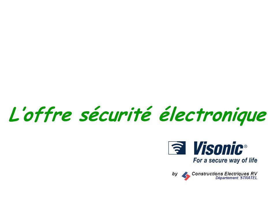 Loffre sécurité électronique by Département STRATEL Constructions Electriques RV