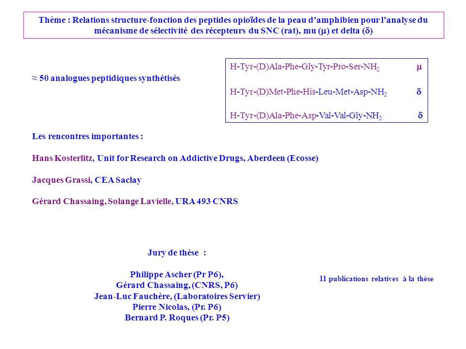Stage post-doctoral ( bourse MRE), Institute of Molecular Biology, Salzburg (Autriche), Pr.