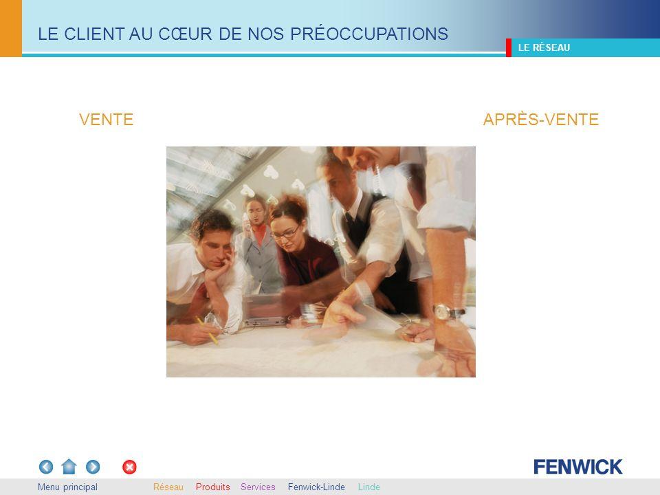 6 fois plus de raisons de choisir les Occasions Fenwick Menu principal 1) Lexpertise et le savoir-faire du N°1 français de la manutention.