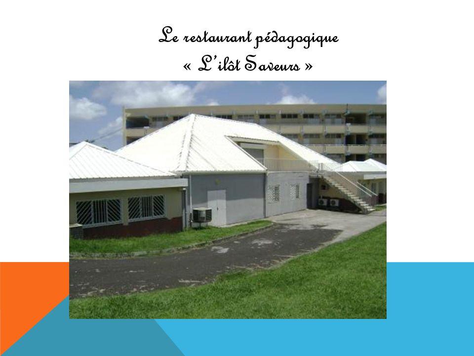 Le restaurant pédagogique « Lilôt Saveurs »
