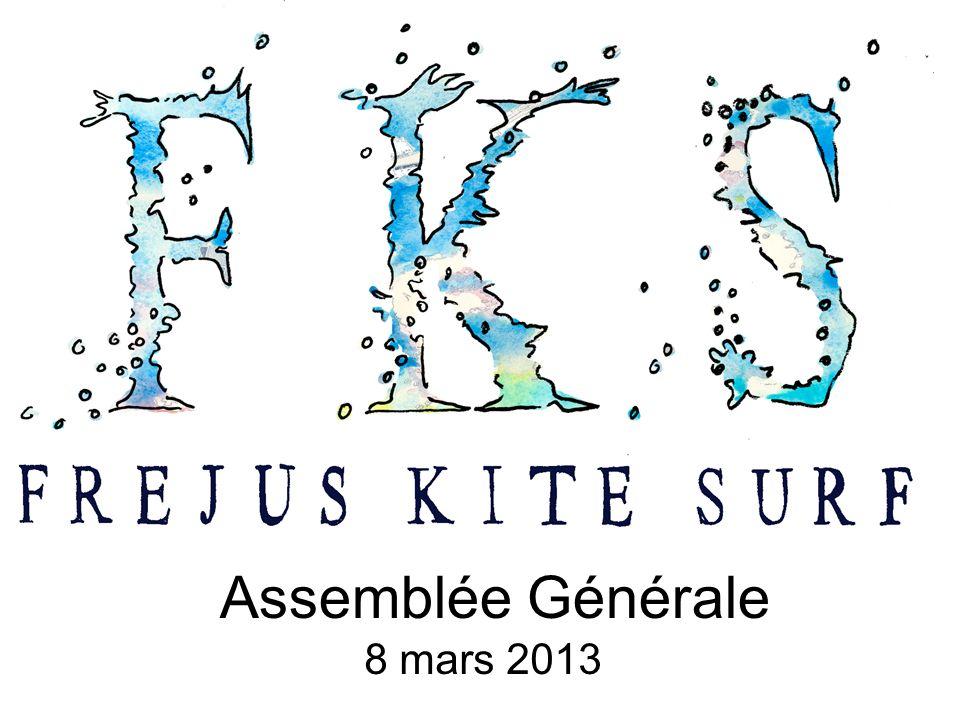 Assemblée Générale 8 mars 2013