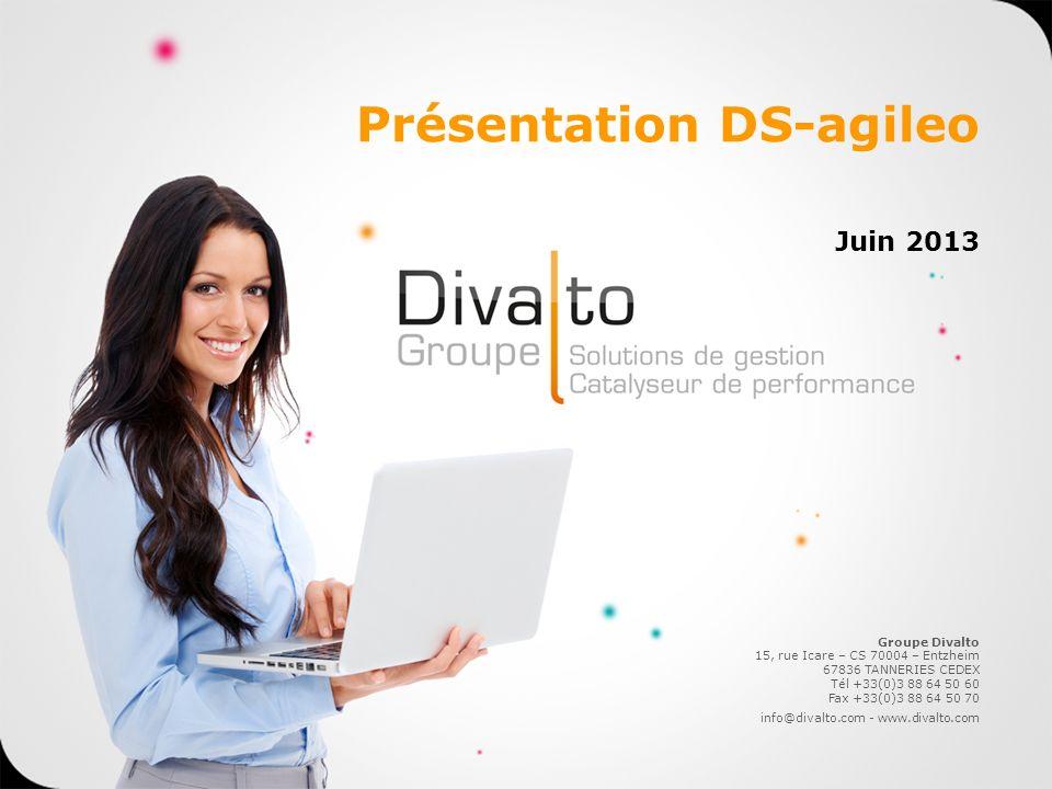 Suivez-nous sur smartphone www.divalto.com