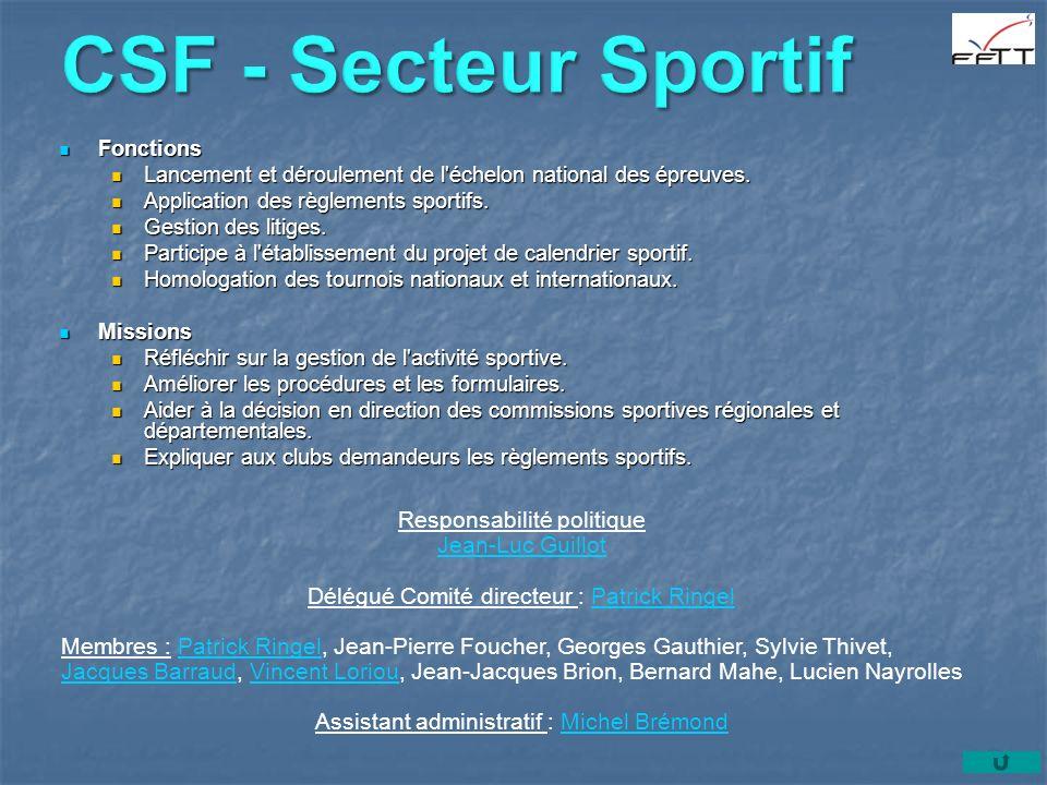 Fonctions Fonctions Lancement et déroulement de l échelon national des épreuves.