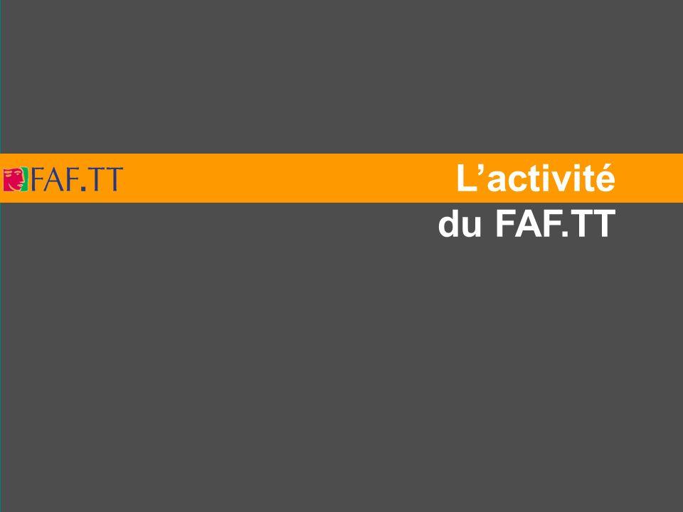 Lactivité du FAF.TT