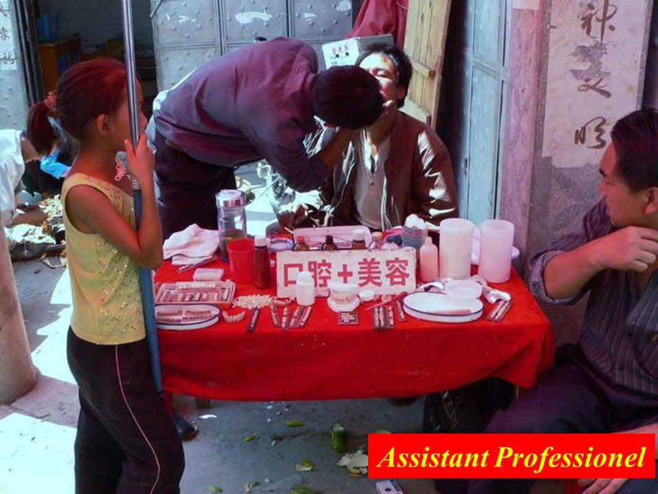 Assistant Professionel