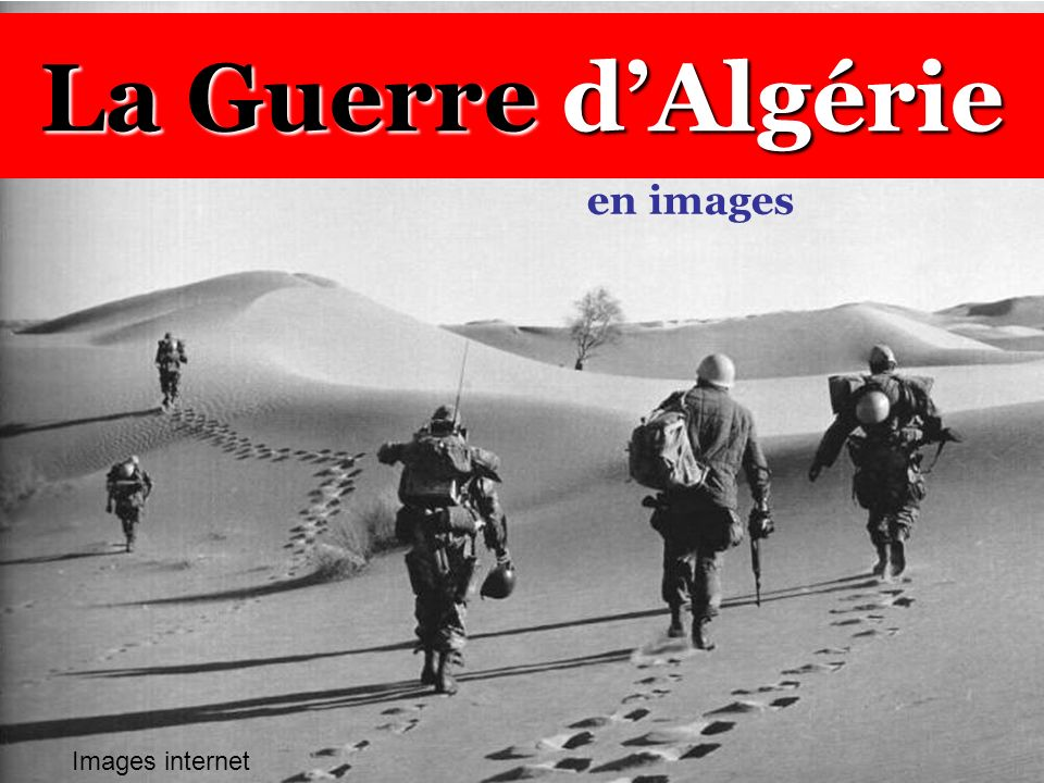Février 1960 Des Reguibat « hommes bleus » employés comme harkis, dans le Sahara occidental