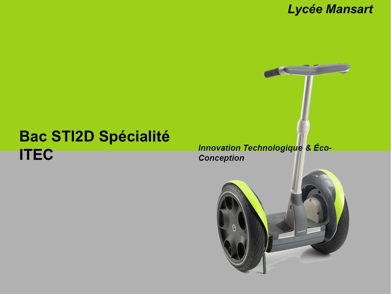 La spécialité explore létude et la recherche de solutions techniques innovantes relatives aux produits manufacturés en intégrant la dimension design et ergonomie.