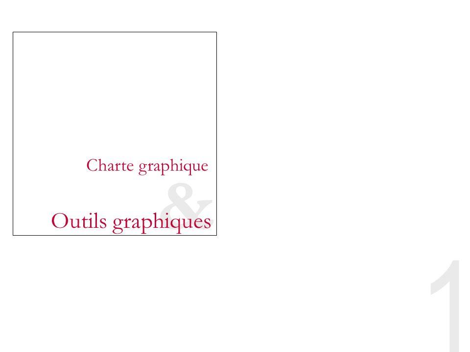 Charte graphique .