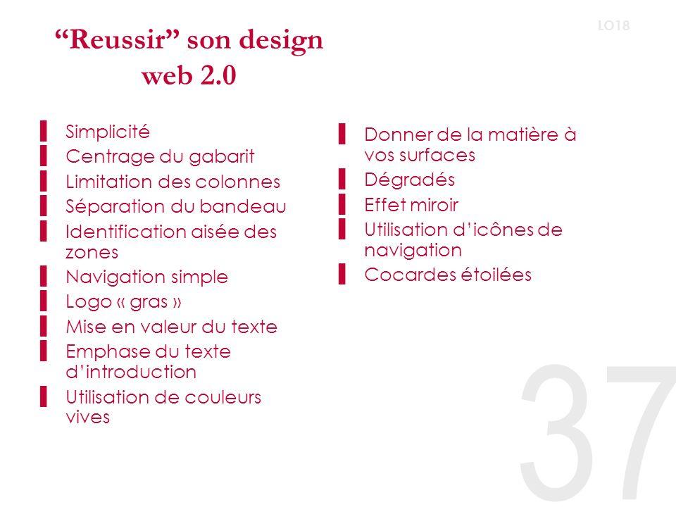 Grunge design – « anti-web 2.0 design » Lassé de laspect « propre » et voyant du style 2.0, cette tendance ce caractérise par : –Un aspect « brut » pas nécessairement un aspect sale.