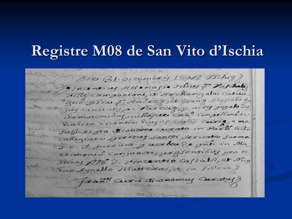 Registre M08 de San Vito dIschia