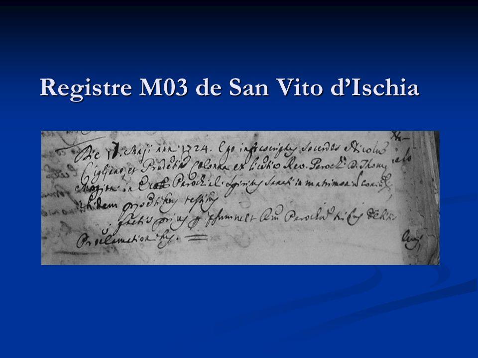 Registre M03 de San Vito dIschia
