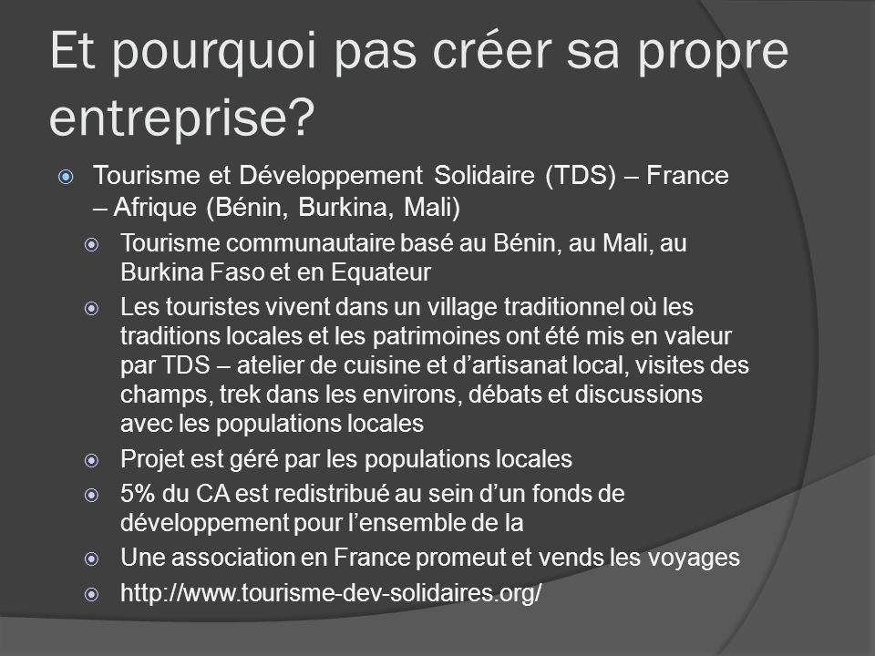 Tourisme et Développement Solidaire (TDS) – France – Afrique (Bénin, Burkina, Mali) Tourisme communautaire basé au Bénin, au Mali, au Burkina Faso et