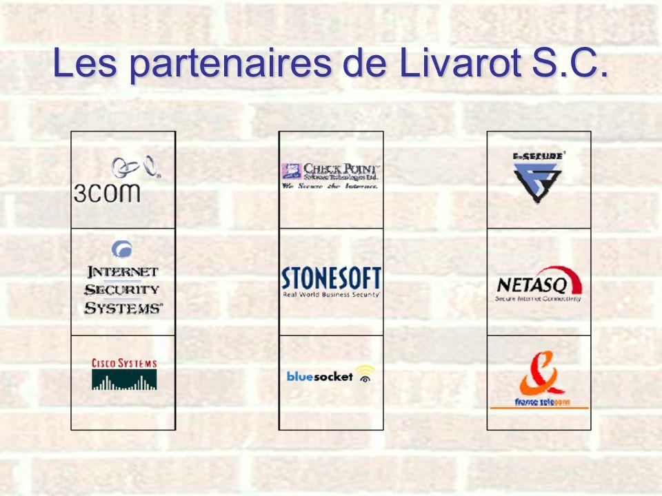 Les partenaires de Livarot S.C.