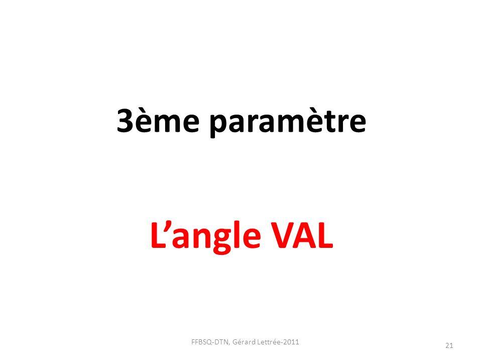 3ème paramètre Langle VAL 21 FFBSQ-DTN, Gérard Lettrée-2011