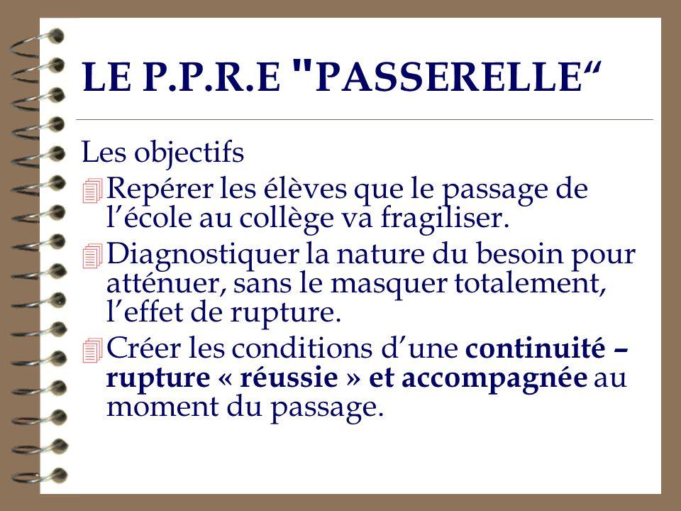 LE P.P.R.E