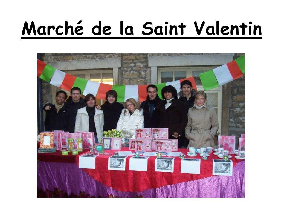 Marché de la Saint Valentin