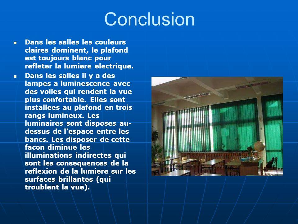 Notre strategie apres lanalyse des resultats: Objectif principal: la reduction de la consommation denergie electrique a lecole.