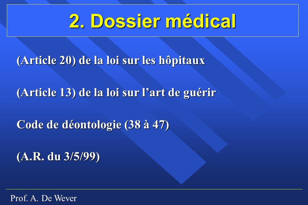 Prof.A. De Wever 2.