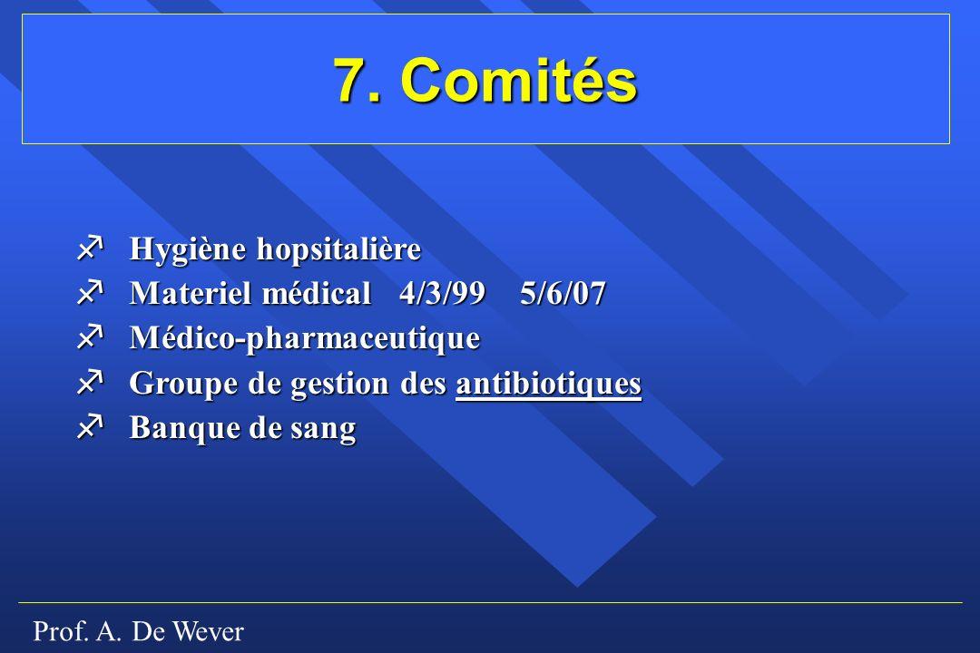 Prof.A. De Wever 7.