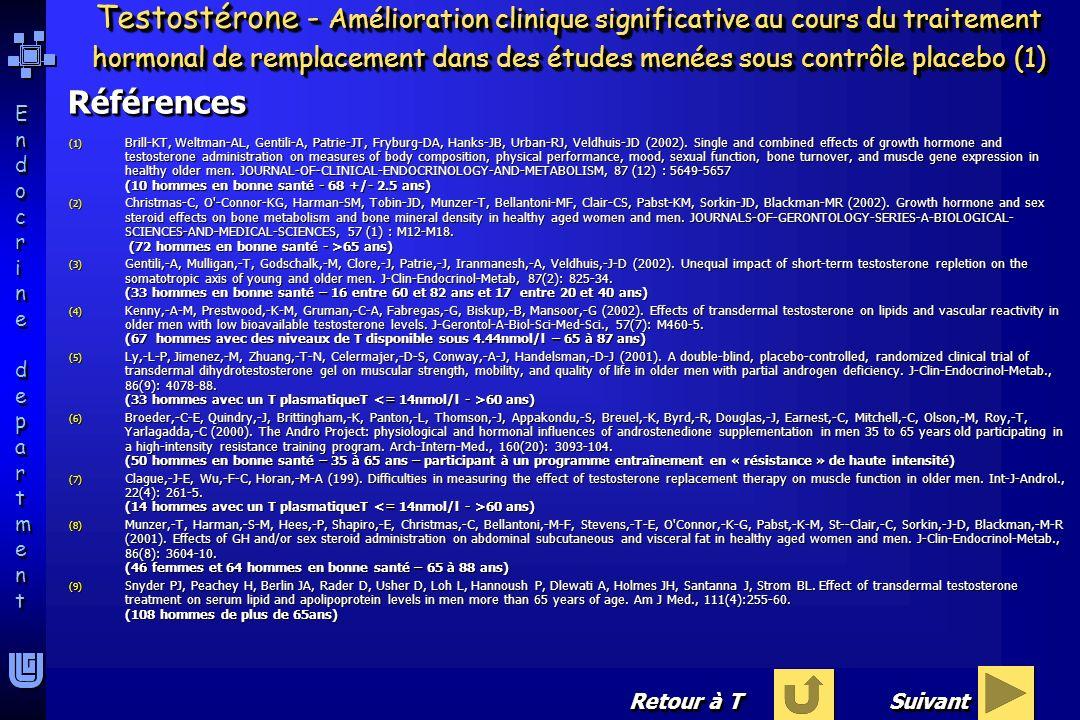 Endocrine departmentEndocrine department Endocrine departmentEndocrine department (1) Brill-KT, Weltman-AL, Gentili-A, Patrie-JT, Fryburg-DA, Hanks-JB
