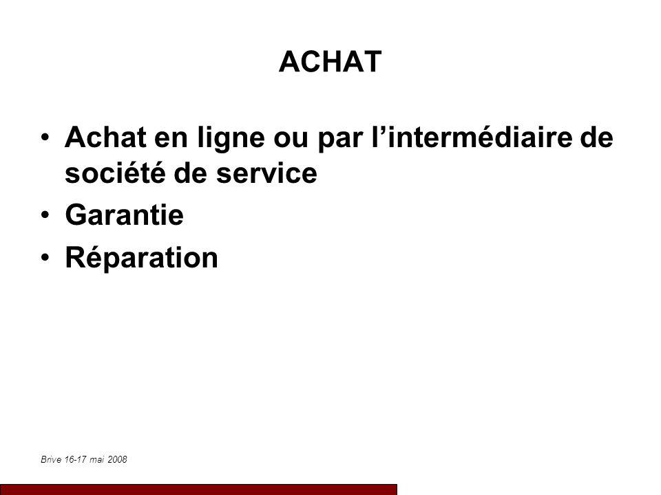 Brive 16-17 mai 2008 Achat en ligne http://www.dicma.fr/ http://www.digit-photo.com http://www.onedirect.fr http://www.elindo.fr http://www.numericshop.be/ …..