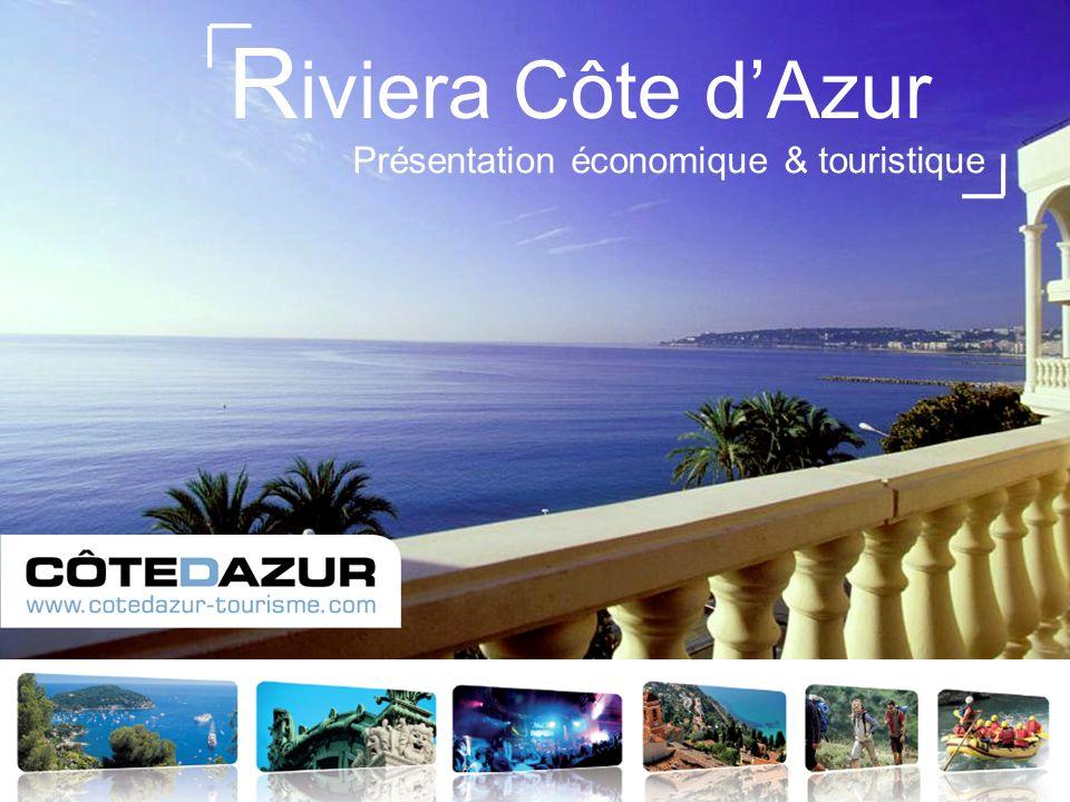 Présentation économique & touristique R iviera Côte dAzur
