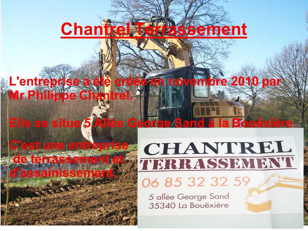 Observation du métier Durant mon stage, nous avons démoli une vieille maison dans le centre ville de Rennes.